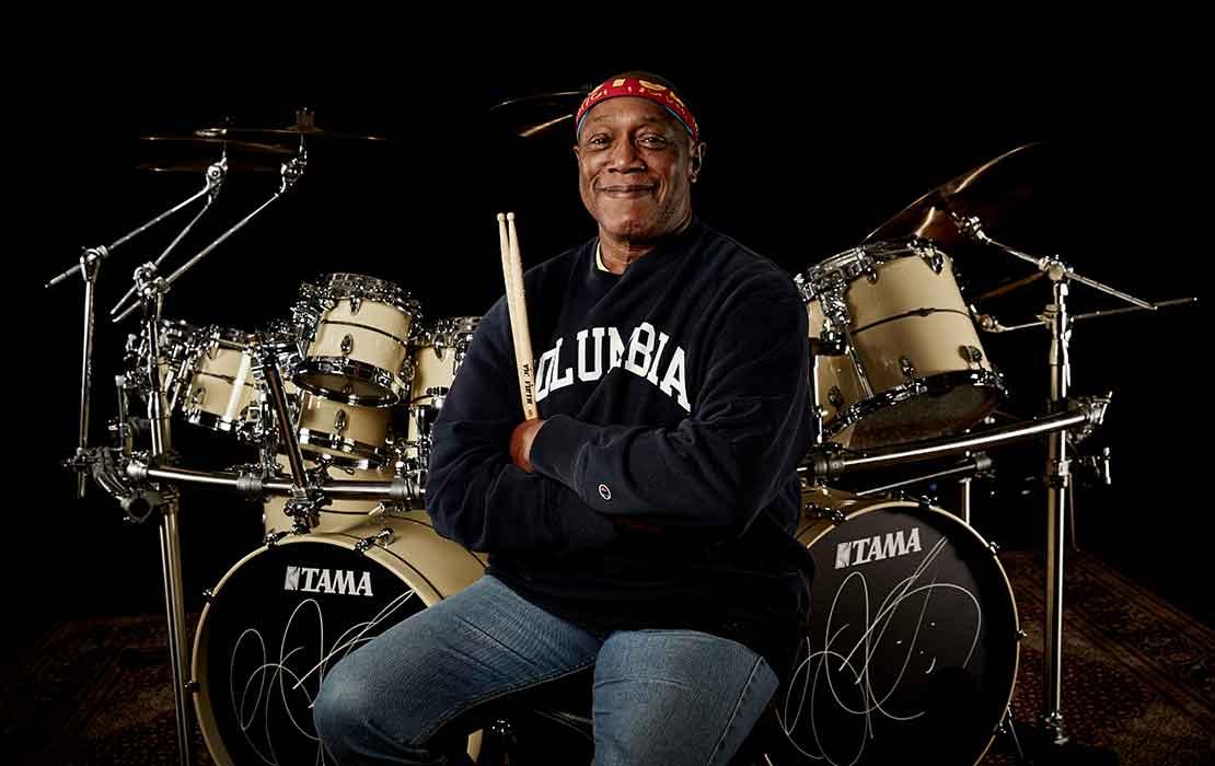 Billy Cobham, el histórico baterista de jazz, actúa hoy al frente de su nueva banda en Fernán Gómez