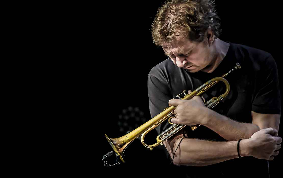 Nils Petter Molvaer, referente del electro-jazz, actúa esta noche en el Fernán Gómez