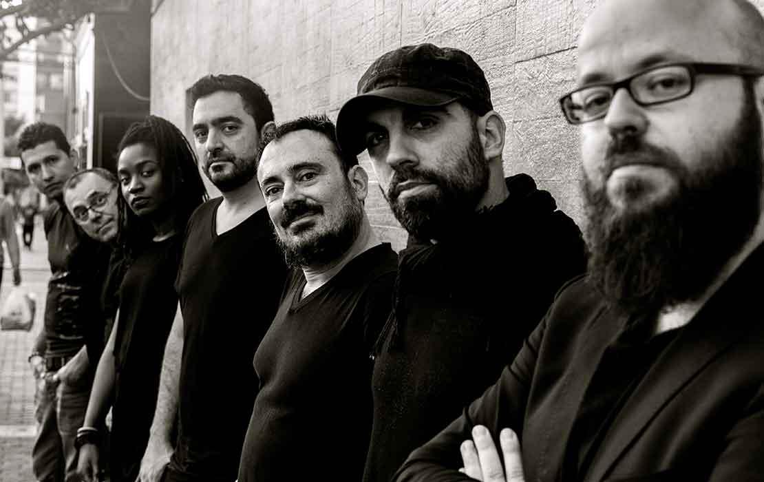 Patáx estrena su música de fusión en Conde Duque
