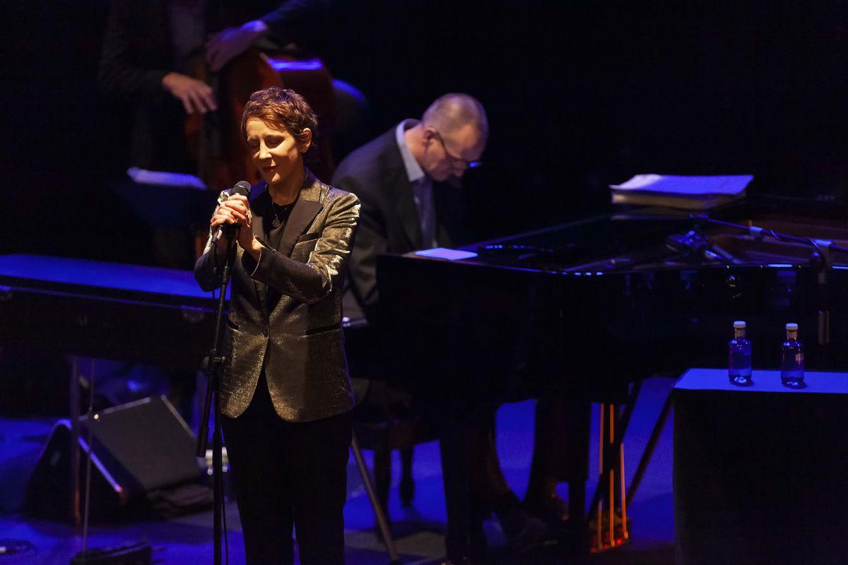 La cautivadora voz de Stacey Kent triunfó en Fernán Gómez