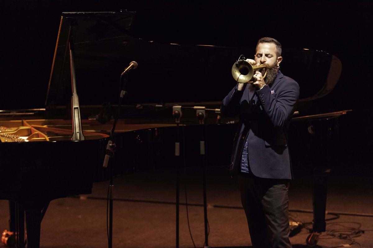 El cuarteto del trompetista Avishai Cohen protagonizó en Fernán Gómez una evocadora velada