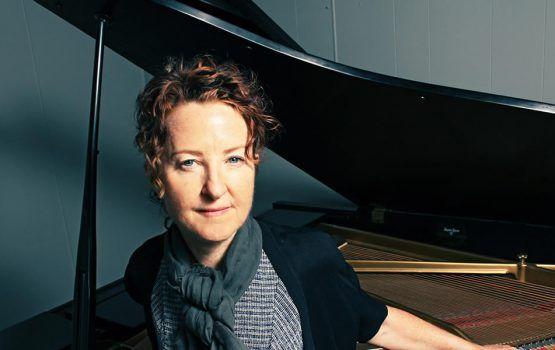 La pianista Myra Melford actúa en Centro Centro