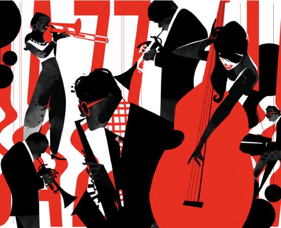 Ecos del jazz en la novela policiaca