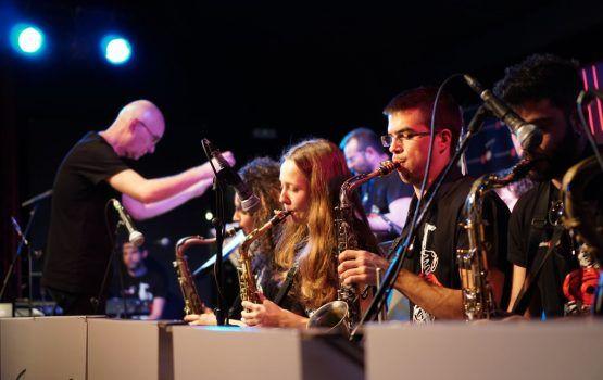 El estreno de la Creativa Big Band en JAZZMADRID