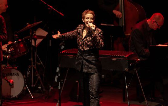 La cautivadora voz de Stacey Kent volvió a triunfar en Fernán Gómez